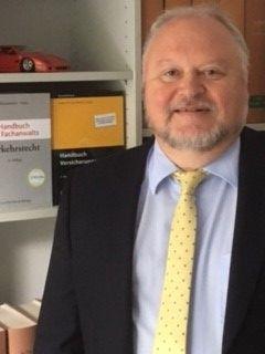 Rechtsanwalt Gerhard Schroepfer Hamburg